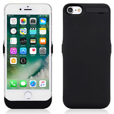 10000mah Handy Akku Batterie Backup Cover Power Pack für iPhone 7