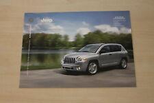 154174) Jeep Compass - Preise & tech. Daten & Ausstattungen - Prospekt 02/2007