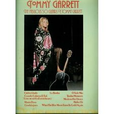 TOMMY  GARRETT  * THE 50 FABULOUS GUITARS OF TOMMY GARRETT *   LP