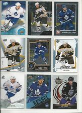 Lot of 32 Different Phil Kessel Hockey Card Collection Mint