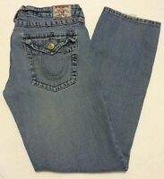 True religion Billy Womens Size 30 Flap Pocket  Jeans Pants (USED)
