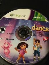 Nickelodeon Dance (Xbox 360) Disc only FAST SHIPPING