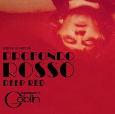 CLAUDIO SIMONETTI'S GOBLIN Profondo Rosso/Deep Red [40th Anniversary] VINYL