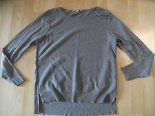 ESPRIT schöner weicher Pullover taupe-braun Gr. L TOP  516