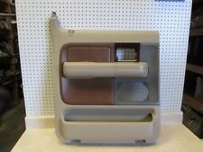 2005 FORD F150 CREW CAB DRIVER SIDE REAR DOOR PANEL TAN WOOD GRAIN  KING RANCH