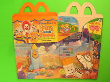 1989 McDonalds HM Box - Fun With Food - Movie Making