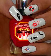 Halloween Nail Art Decals. SH-002-62