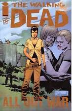 THE WALKING DEAD # 124: ALL OUT WAR: PART 10 OF 12. IMAGE COMICS