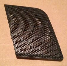 AUDI A2 2000 2005 tweeter speaker grill trim soul black passenger rear left