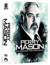Perry Mason: The Complete 30 Movie Collection Raymond Burr Box / DVD Set NEW!