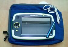 Leapfrog Leappad Platinum in green with new case & games