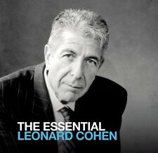 Leonard Cohen - The Essential - Best of / 31 Greatest Hits - 2CDs Neu & OVP