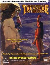 IMAX - Zion Canyon - TREASURE of the GODS - DVD (NEW & SEALED)