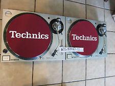 DJ SLIPMATS FOR TECHNICS 1200 FOR SERATO & TRAKTOR VINYL