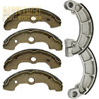 Front Rear Brake Pads shoes  Honda TRX 350 TRX 400 TRX 450 Fourtrax Foreman