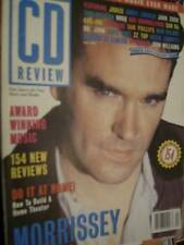 CD Review April 1994 Magazine- Morrissey, Movie Music, Build A Home Theater