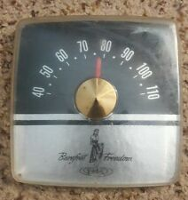 Vintage Auto Point Indoor Thermometer No. 360