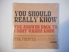 YOU SHOULD REALLY KNOW : THE ANSWER BACK TO I... [ CD SINGLE NEUF PORT GRATUIT ]