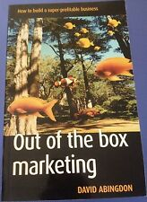 DAVID ABINGDON, OUT OF THE BOX MARKETING. 1854183125
