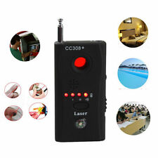 Best Anti-Spy RF Signal Bug Detector Hidden Camera Laser Lens GSM Device Finder#