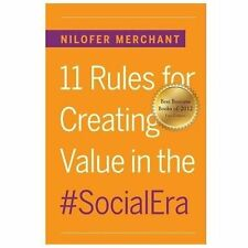 11 Rules for Creating Value In #SocialEra