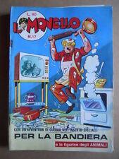IL MONELLO n°17 1971 Poster Caricatura Giovanni Lodetti Cinesinho  [G392]