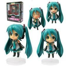 Vocaloid Hatsune Miku Figurine Mini PVC Manga Dolls Collectible Figure 10cm/4""