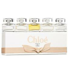 Chloé PARFUM DE ROSES Gift Set, 2 x 5ml EDT + 2 x 5ml EDP + 1 x 5ml EDP Intense