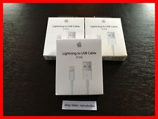 3 Pack - New Genuine Original Apple Lightning to USB Charge Cable for iPhones