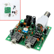 The New!7.023-7.026MHz HAM RADIO Transmitter QRP PIXIE DIY Kit Receiver