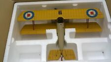 Small Sopwith Camel Biplane Aircraft Collectible Airplane Model AP243 NEW