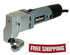 TruePower 01-0101 18 Gauge Heavy Duty Electric Sheet Metal Shear Tin Snips