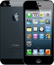 Apple iPhone 5 32GB - 4G/LTE, 8Mp Camera, Smartphone Black (Refurbished )