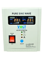 Off Grid Pure Sine Wave Solar Inverter Charger Sinus Pro 500S 12V 300W/ 500VA