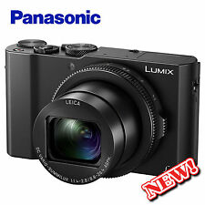 "Panasonic LUMIX DMC-LX10 3"" 4K UHD F1.4-2.8 The Ultimate Premium Compact Camera"