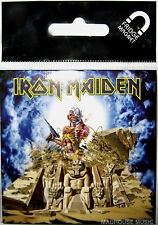 IRON MAIDEN Fridge MAGNET Somewhere Back In Time Steel Official New SEALED