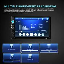 7'' HD Bluetooth Touch Screen Car Stereo Radio 2 DIN FM/MP5/MP3/USB/AUX&Camera1A