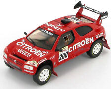 Citroen ZX Rally Raid Lartigue - Perrin Winner Dakar 1995 1:43