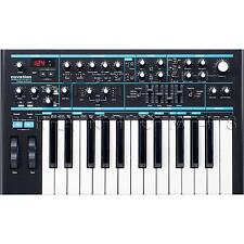 Novation Bass Station II Analog Micro Synthesizer Synth Keyboard - Brand NEW