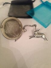 Hare  2inch Tea Ball Mesh Infuser Stainless Steel Sphere Strainer A2