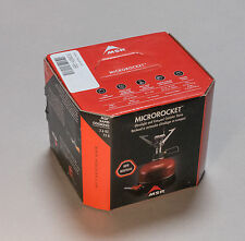 MSR Micro Rocket - Backpacking Stove, Brand new, never used