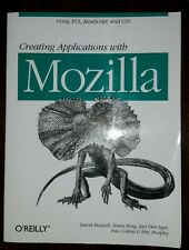 Creating Applications With Mozilla / Computing & IT Book / David Boswell / King
