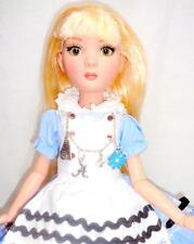 "Prudence ALICE in Wonderland OOAK Tonner 16"" Doll + Disney Rabbit Ellowyne Wilde"