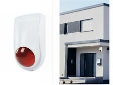 Dummy Alarm Bell Box - Fake Alarm Siren - Great Value Security Deterrent