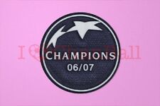 UEFA Champions League Winner 2006-2007 AC Milan Sleeve Soccer Patch / Badge