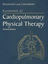 Essentials of Cardiopulmonary Physical Therapy, 2e by Sadowsky MS  RRT  PT  CCS,
