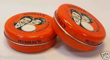 MURRAY'S (MURRAYS) SUPERIOR HAIR DRESSING POMADE (2LOT) 1.125OZ