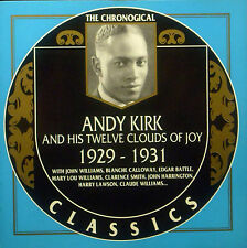 CD ANDY KIRK - 1929-1931, Chronological Classics