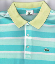 Polo shirt Lacoste cotone maniche corte uomo Taglia M Made in France Devanlay