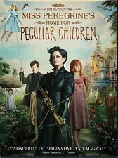 DVD - Miss Peregrine's Home for Peculiar Children (NEW 2016)* FAST SHIPPING !!